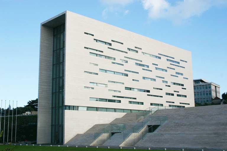 Rectory building of NOVA University of Lisbon